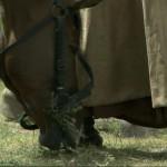 イチャイチャちうの東東の横で草をハムハムする馬さん。可愛いけどこのカット必要?ω